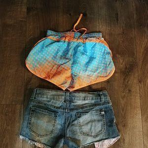 A Bundle of shorts